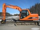 Thumbnail Doosan Daewoo Solar 140LC-V Excavator Service Repair Workshop Manual DOWNLOAD