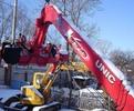 Thumbnail Furukawa Unic URV370 Series Hydraulic Crane Parts Manual DOWNLOAD