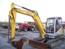 Thumbnail Gehl 502 Compact Excavator Parts Manual DOWNLOAD (SN: AA01022 to AA01890)