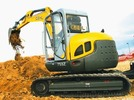 Thumbnail Gehl 753Z Compact Excavator Parts Manual DOWNLOAD