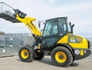 Thumbnail Komatsu WA70-5 Wheel Loader Operation & Maintenance Manual Download (SN H50051 and up)