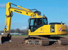 Thumbnail Komatsu PC180LC-3K PC180LLC-3K PC180NLC-3K Hydraulic Excavators Parts Manual Download  (S/N: K10001 and up)
