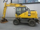 Thumbnail Komatsu PW160-7K Wheeled Excavator Service Repair Workshop Manual DOWNLOAD (SN: K40001 and up)