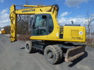 Thumbnail Komatsu PW170ES-6K Hydraulic Excavator Operation & Maintenance Manual Download (SN: K34001 and up)