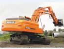 Thumbnail Doosan Daewoo DX255LC Excavator Parts Manual DOWNLOAD