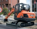 Thumbnail Doosan Daewoo DX55 Excavator Parts Manual DOWNLOAD