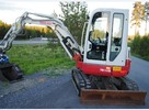 Thumbnail Takeuchi TB138FR Compact Excavator Parts Manual DOWNLOAD (SN: 13820001 and up)