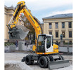 Thumbnail Liebherr A312 Wheel Excavator Operation & Maintenance Manual DOWNLOAD ( From Serial Number: 1107-8999)