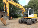 Thumbnail Liebherr A316 Litronic Wheel Excavator Operation & Maintenance Manual DOWNLOAD ( From Serial Number: 28061 )