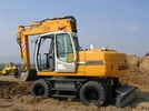 Thumbnail Liebherr A316 Litronic Wheel Excavator Operation & Maintenance Manual DOWNLOAD ( From Serial Number: 49576 )