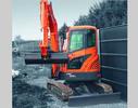 Thumbnail Doosan DX35Z Track Excavator Service Repair Workshop Manual DOWNLOAD