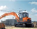 Thumbnail Doosan DX80R Excavator Service Repair Workshop Manual DOWNLOAD