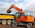 Thumbnail Doosan DX140W-3, DX160W-3 Excavator Service Repair Workshop Manual DOWNLOAD