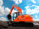 Thumbnail Doosan DX140LC-3 Excavator Service Repair Workshop Manual DOWNLOAD