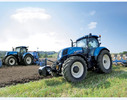 Thumbnail New Holland T7.220 / T7.235 / T7.250 / T7.260 / T7.270 Auto Command Tractor, T7.220 / T7.235 / T7.250 / T7.260 Power Command Tractor Service Repair Workshop Manual DOWNLOAD
