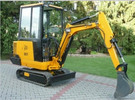 Thumbnail JCB 801 Tracked Excavator Service Repair Workshop Manual DOWNLOAD