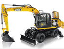 Thumbnail JCB JS130W, JS145W, JS160W, JS175W Wheeled Excavator Service Repair Workshop Manual DOWNLOAD