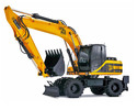Thumbnail JCB JS200W Auto Tier III Wheeled Excavator Service Repair Workshop Manual DOWNLOAD (SN: 1314600 to 1314699, 1542000 to 1542499)