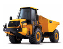 Thumbnail JCB 714, 718 Articulated Dump Truck Service Repair Workshop