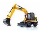 Thumbnail JCB JS145W, JS165W Wheeled Excavator Service Repair Workshop Manual DOWNLOAD