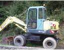 Thumbnail Yanmar B55 W Wheel Excavator Operation & Maintenance Manual DOWNLOAD