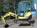 Thumbnail Yanmar SV15 (EP), SV17 (EP), SV17EX (EP) Micro - Excavator Operation & Maintenance Manual DOWNLOAD