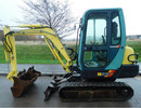 Thumbnail Yanmar B25V Mini - Excavator Operation & Maintenance Manual DOWNLOAD