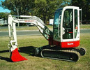 Thumbnail Takeuchi TB28FR Compact Excavator Service Repair Workshop Manual DOWNLOAD