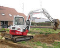 Thumbnail Takeuchi TB53FR Compact Excavator Service Repair Workshop Manual DOWNLOAD (SN: 15810005 and up )