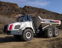 Thumbnail Terex TA30 Articulated Dump Truck Parts Catalog Manual Download