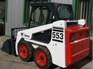 Thumbnail Bobcat 553 Skid Steer Loader Service Repair Workshop Manual DOWNLOAD ( S/N 520311001 & Above, S/N 520411001 & Above )