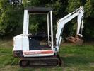 Thumbnail Bobcat X220 Hydraulic Excavator Service Repair Workshop Manual DOWNLOAD (S/N 508211999 & Below)