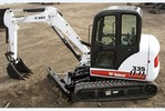 Thumbnail Bobcat 335 Compact Excavator Service Repair Workshop Manual DOWNLOAD (S/N A16U11001 & Above)