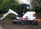 Thumbnail Bobcat 337, 341 Compact Excavator (D Series) Service Repair Workshop Manual DOWNLOAD (S/N 233311001 & Above, S/N 233211001 & Above)