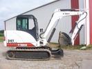 Thumbnail Bobcat 337, 341 Compact Excavator (G Series) Service Repair Workshop Manual DOWNLOAD (S/N 234611001 & Above, S/N 234711001 & Above)
