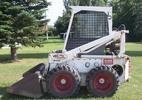Thumbnail Bobcat 600, 600D, 610, 611 Skid Steer Loader Service Repair Workshop Manual DOWNLOAD
