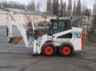 Thumbnail Bobcat 753 Skid Steer Loader Service Repair Workshop Manual DOWNLOAD