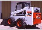 Thumbnail Bobcat 963 Skid Steer Loader Service Repair Workshop Manual DOWNLOAD