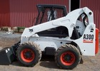 Thumbnail Bobcat A300 All - Wheel Steer Loader Service Repair Workshop Manual DOWNLOAD (S/N 539911001 & Above, S/N 540011001 & Above )