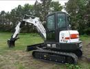 Thumbnail Bobcat E55 Compact Excavator Service Repair Workshop Manual DOWNLOAD (S/N ARWM11001 & Above, S/N ASW311001 & Above)