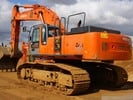 Thumbnail HITACHI ZAXIS 500LC, 520LCH Excavator Operator Manual DOWNLOAD