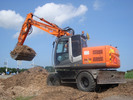 Thumbnail Hitachi ZAXIS 140W-3 Wheeled Excavator Catalog Parts Manual DOWNLOAD