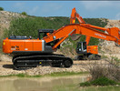 Thumbnail Hitachi Zaxis 400R-3 400LCH-3 Hydraulic Excavator Operator Manual DOWNLOAD