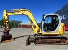 Thumbnail New Holland E80MSR Midi Crawler Excavator Service Repair Workshop Manual DOWNLOAD