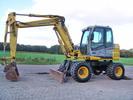 Thumbnail New Holland MH2.6 MH3.6 Tier3 Midi Wheel Excavator Service Repair Workshop Manual DOWNLOAD