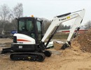 Thumbnail Bobcat E32 Compact Tractor Service Repair Manual (S/N B2VV11001 & Above)