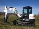 Thumbnail Bobcat E42 Compact Excavator Service Repair Manual (S/N B2VW11001 & Above)