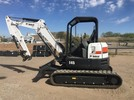 Thumbnail Bobcat E45 Compact Excavator Service Repair Manual (S/N B2VY11001 & Above)
