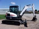 Thumbnail Bobcat E50 Compact Excavator Service Repair Manual (S/N AJ1811001 & Above)