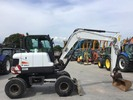 Thumbnail Bobcat E55W Compact Excavator Service Repair Manual (S/N AEFB11001 & Above )